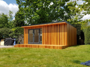 6m x 4m garden room by Garden Fortress-2