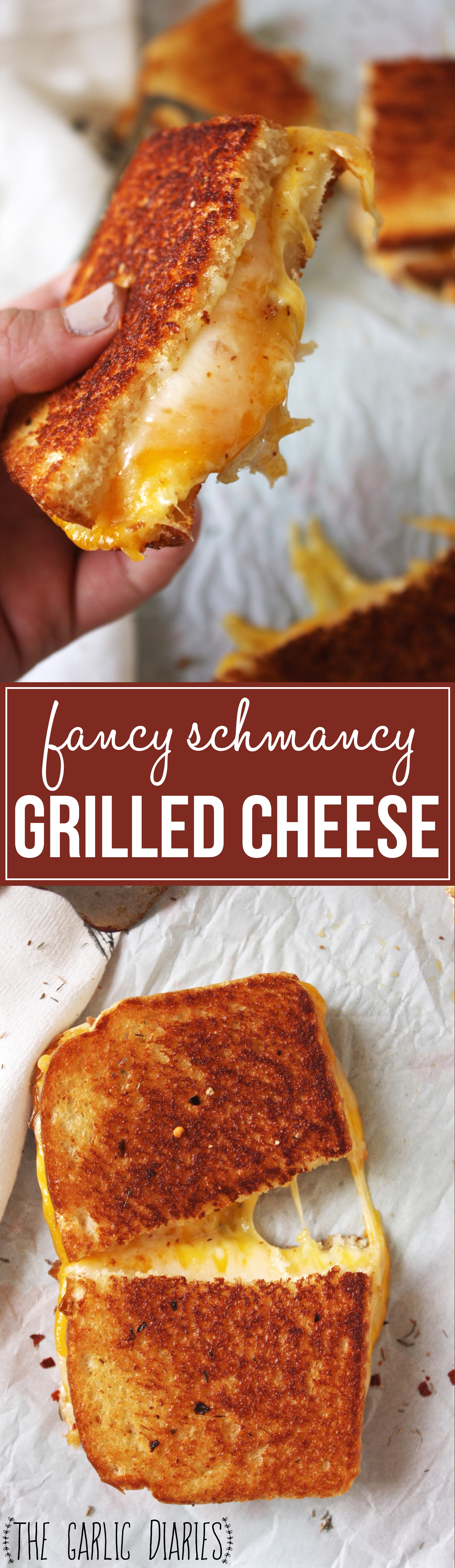 Grilled Cheese - This is seriously the best grilled cheese sandwich ...