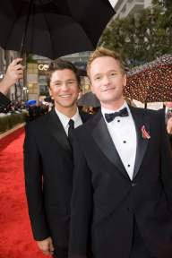 David Burtka and Neil Patrick Harris