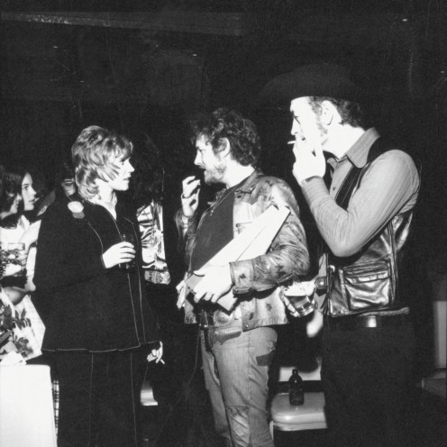 Anne Murray, Gordon Lightfoot and Stompin' Tom Connors (1973)