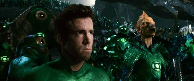 Hal Jordan and the Green Lanterns