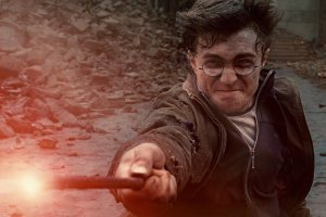 Daniel Radcliffe stars in Harry Potter and the Deathly Hallows: Part II