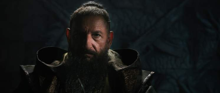 Ben Kingsley as The Mandarin