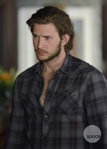 Greyston Holt as Clayton Danvers