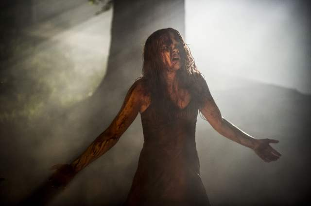 Chloë Grace Moretz as Carrie
