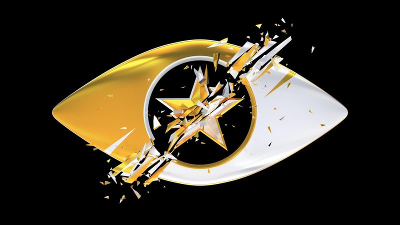 Celebrity Big Brother eye logo