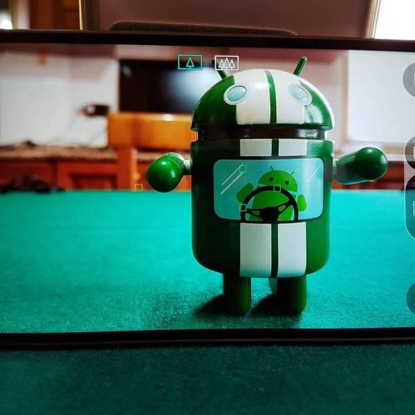 LG G5 Interfaccia Auto