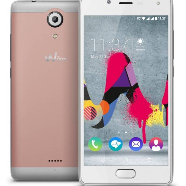 Wiko_U'-FEEL-LITE_silver-gold-pink_compo-2