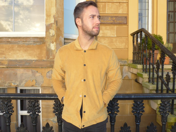 Checking Out Contemporary Menswear Brand Wax London