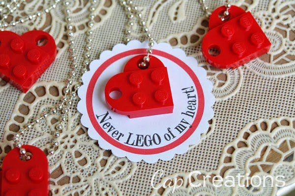 Valentine-lego valentines-caps creations