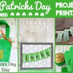 Rockin St. Paddy's Day DIY Collage