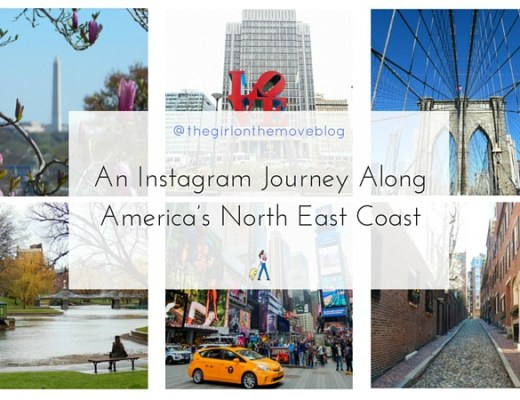 An Instagram Journey Along America's North East Coast