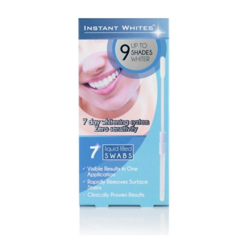 Instant Whites 7 Day Teeth Whitening System