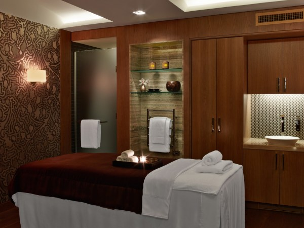 The Spa at The Joule Treatment Room Photo Credit Eric Laignel