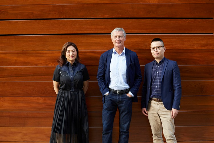 David Zwirner opens a new gallery in Asia