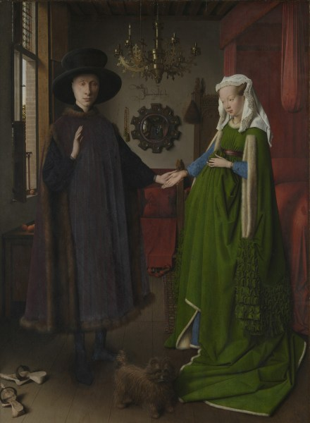 The Arnolfini Portrait Competition