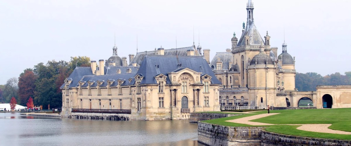 Château Livin': Day Trip to Chantilly