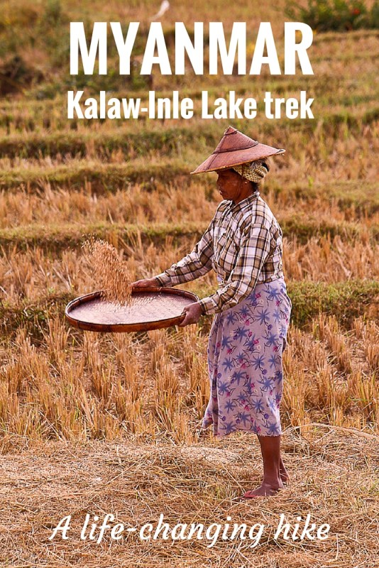 One thing we really wanted to do in Myanmar was the 3-day 50km trek from Kalaw to Inle Lake. It ended up being the #1 highlight of the trip!