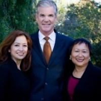 The Pinays behind California Schools Superintendent Tom Torlakson