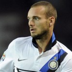 Sneijder Staying Calm on Future