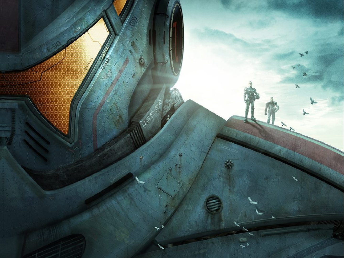 Awesome Pacific Rim HD Wallpaper Backgrounds for Download Pacific Rim