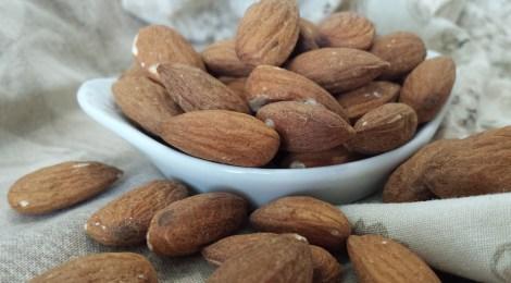 Almonds Everywhere