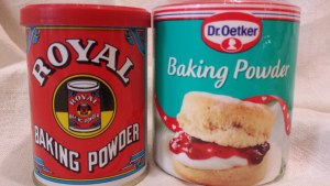 baking powder5