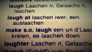 Lux laugh