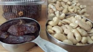 cashew date
