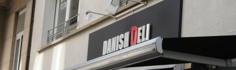 Danish Deli and the Yummy Surprise