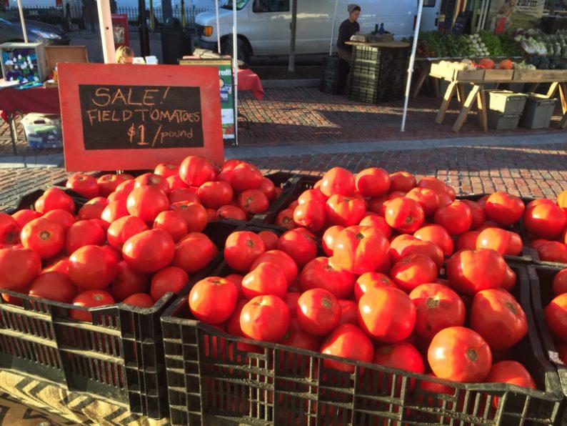 Merrifield's $1 per pound tomatoes
