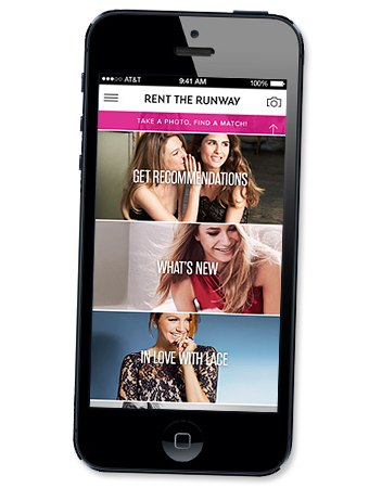 Apps para organizar mejor tu Armario TheGoldenstyle rent-the-runway-