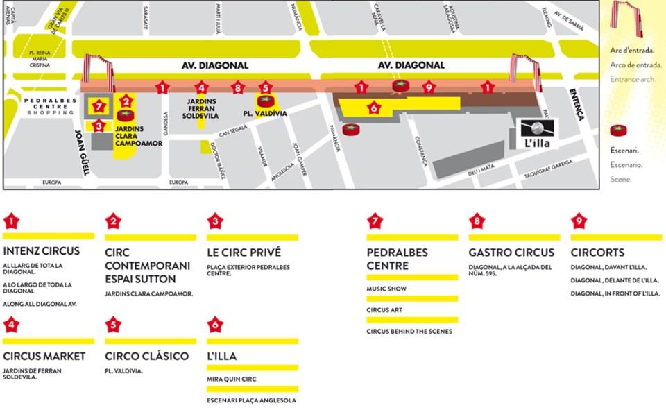 Intenz Diagonal Mapa TheGoldenStyle