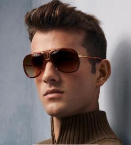 que tipo de gafas de sol debo usar hombre