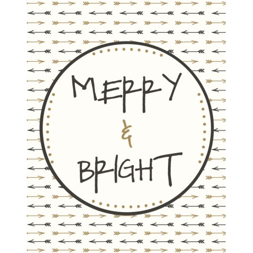 Medium Crop Of Merry And Bright
