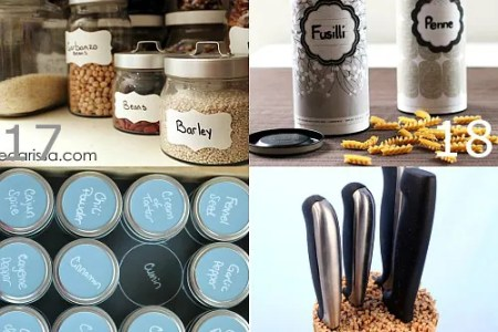 diy kitchen ization ideas 5