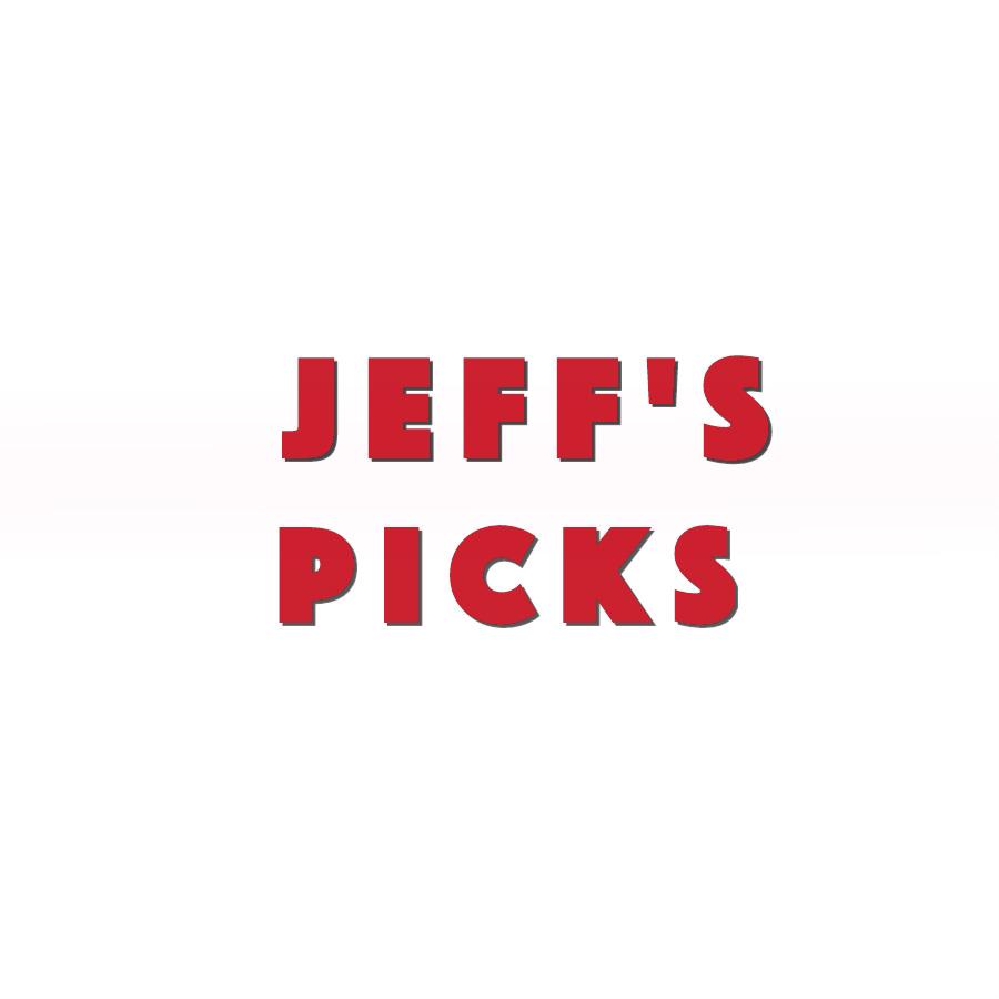 Jeff's Picks logo Banner