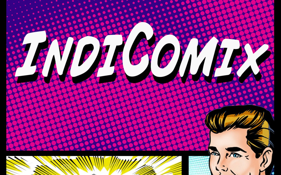 IndiComix Ep 36: 'Ladybug Anthology' & The Los Angeles Women's Comic Creator League
