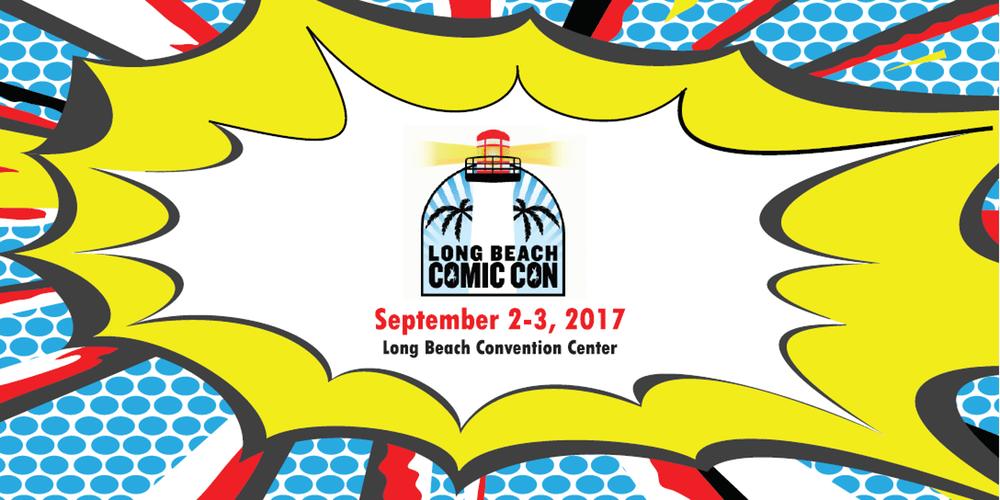 Jeff's Occasional Opinion: Long Beach Comic Con 2017