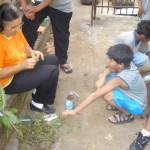 Escolas públicas de BH ensinam sobre alimentação saudável em hortas comunitárias