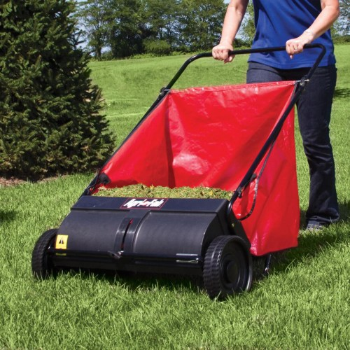 Medium Of Push Lawn Sweeper