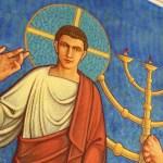 Benedictine College mural