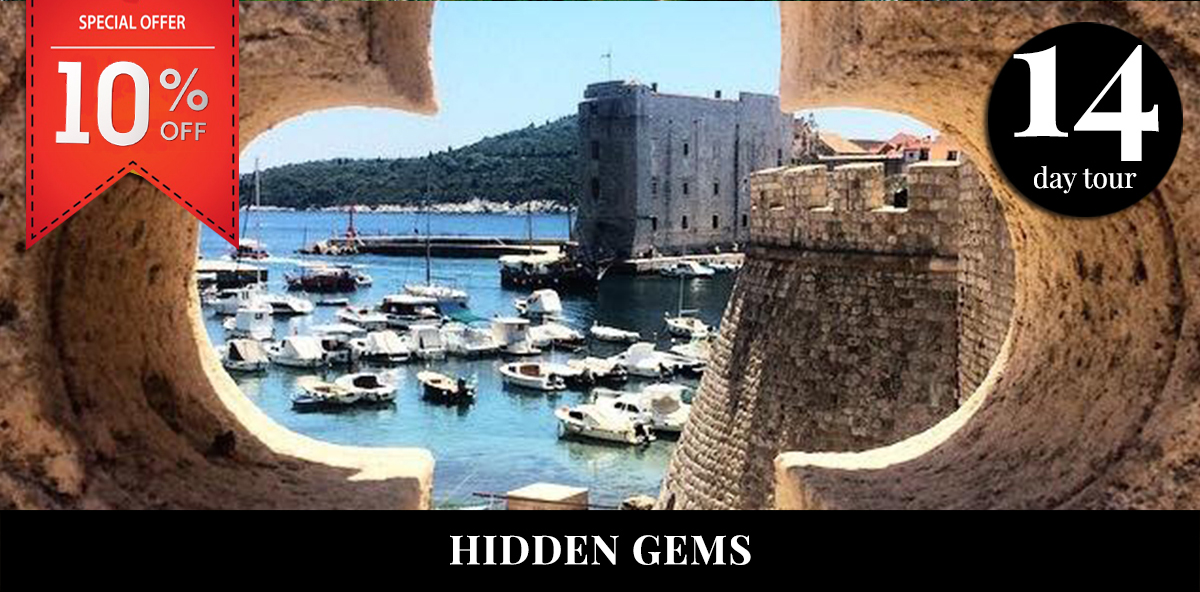 Croatia&Slovenia Hidden Gems Tour