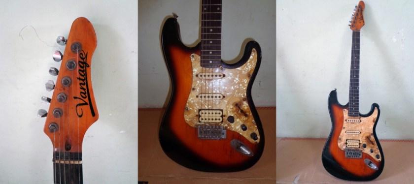 Vantage Stratocaster vie 10