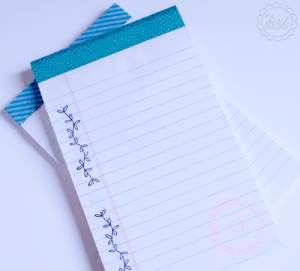 Teacher-Appreciation-Washi-Tape-Notepads-Rubberstamped-500x453