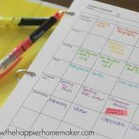"Organizing Tips for {Attempting} to ""Do It All"""