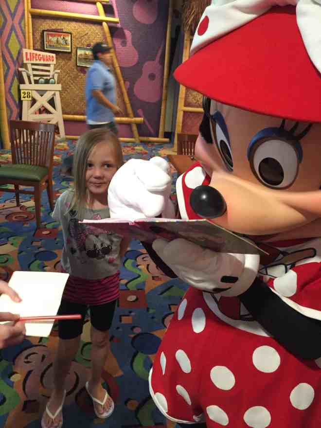 Get prime one-on-one time with characters at Disneyland character dining with Mickey & Friends.