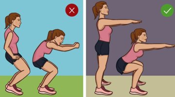 30 Day Squat Routine With Just 5 mins Per Day For a Healthy and Flexible Body