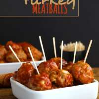 Champagne Turkey Meatballs