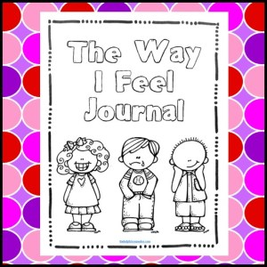 Feelings Drawing Journal
